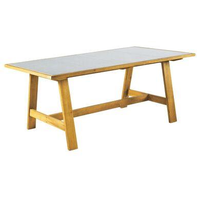 Stół ogrodowy 95 x 185 cm RODOS drewniany