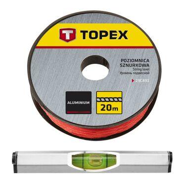 Poziomica sznurkowa 29C891 TOPEX