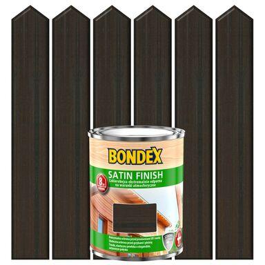 Lakierobejca do drewna SATIN FINISH 0,75 lPalisander BONDEX