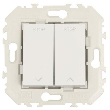 Włącznik żaluzjowy QUADRO Biały EFAPEL