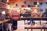 Przechowywanie w garażu