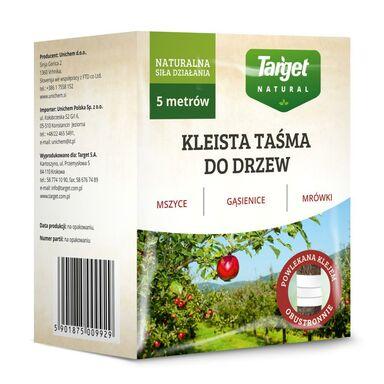 Kleista taśma do drzew na szkodniki 1 szt. / 5 m TARGET NATURAL