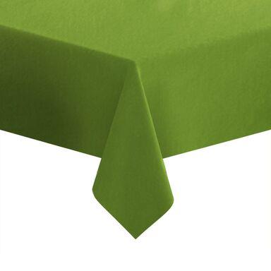 Obrus na stół LONETA 110 x 160 cm zielony