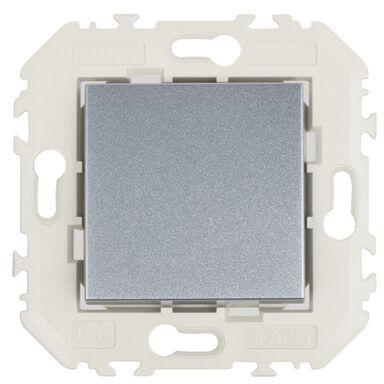 Włącznik pojedynczy QUADRO aluminium  EFAPEL