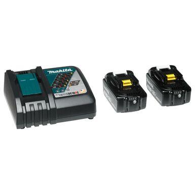 Zestaw akumulatory i ładowarka 197952-5  18V  3Ah MAKITA