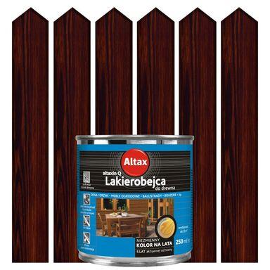 Lakierobejca do drewna 0.25 l  Palisander ALTAX