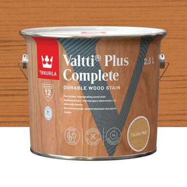 Lazura Valtti Plus Complete 2.5 l Pinia Tikkurila