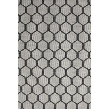 Dywan bawełniany Mersin biały 75 x 150 cm