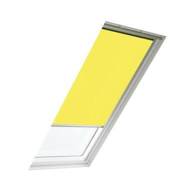 Roleta przyciemniająca RFL S08 4073 Żółta 114 x 140 cm VELUX