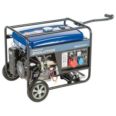 Agregat prądotwórczy NPEGG7500ZTPL  moc5.5 kW NUPOWER