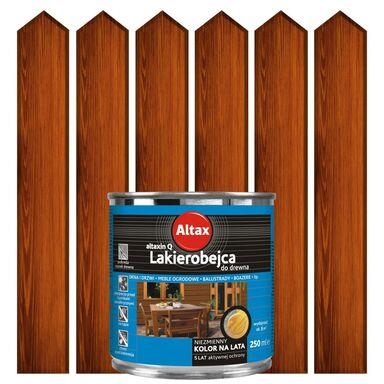Lakierobejca do drewna 0,25 lTik ALTAX