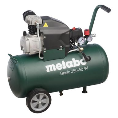 Kompresor olejowy BASIC 250-50 W METABO