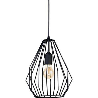 Lampa wisząca BRYLANT BLACK czarna E27 TK LIGHTING