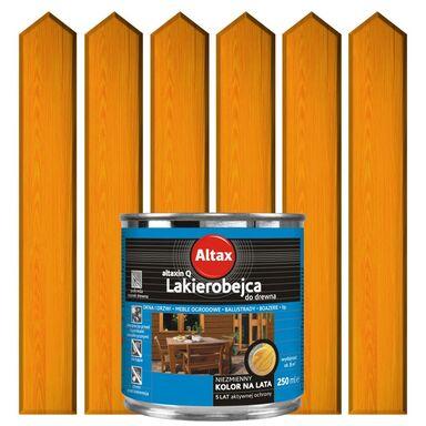 Lakierobejca do drewna 0,25 lSosna ALTAX
