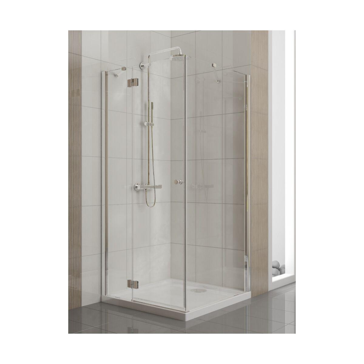 Kabina Prysznicowa 90 X 90 Cm Iridum Valence Kabiny Prysznicowe W Atrakcyjnej Cenie W Sklepach Leroy Merlin