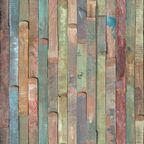 Okleina DESKI multikolor 45 x 200 cm imitująca drewno