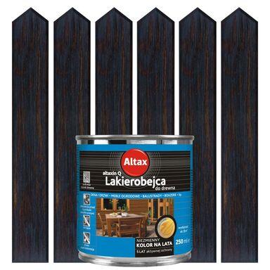 Lakierobejca do drewna 0,25 lWenge ALTAX