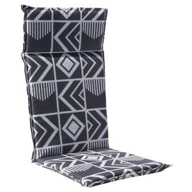 Poduszka na fotel 47 x 121 x 4.5 cm CINO szara