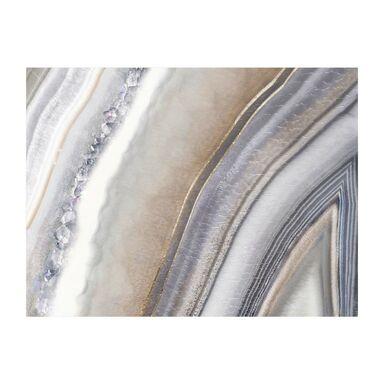 Obraz na szkle GREY AGAT 120 x 80 cm