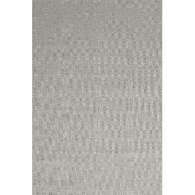 Dywan bawełniany Mersin jasnoszary 153 x 220 cm