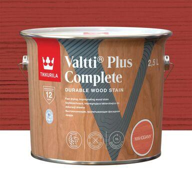 Lazura Valtti Plus Complete 2.5 l Mahoń Tikkurila