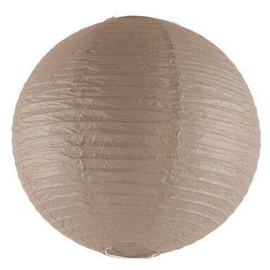 Kula papierowa BAOJI 40 cm szara INSPIRE