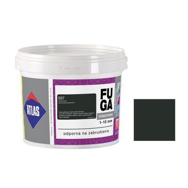 Fuga epoksydowa 037  grafitowy  5 kg ATLAS