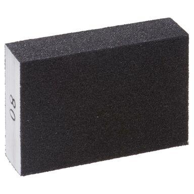 Podkładka do szlifowania P40 CZTEROSTRONNA 100 x 70 mm DEXTER