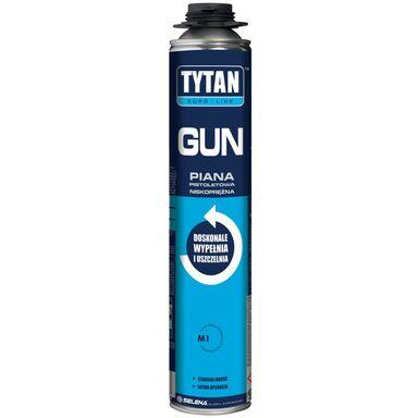 Piana montażowa GUN EURO-LINE pistoletowa niskoprężna 750 ml TYTAN