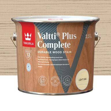 Lazura Valtti Plus Complete 2.5 l Dąb Jasny Tikkurila