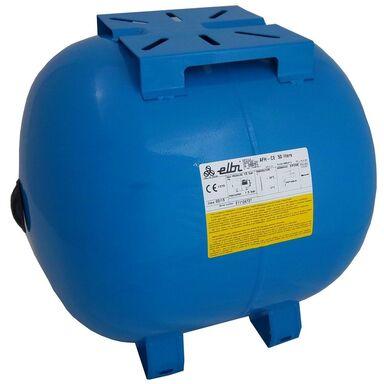 Zbiornik hydroforowy membranowy do wody pitnej POZIOMY 50 l ELBI