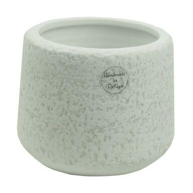 Osłonka ceramiczna 16 x 16 cm biała 985263