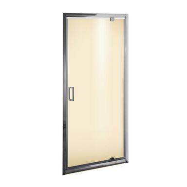 Drzwi prysznicowe DU-BRAVO-90-B 90 LIVENO