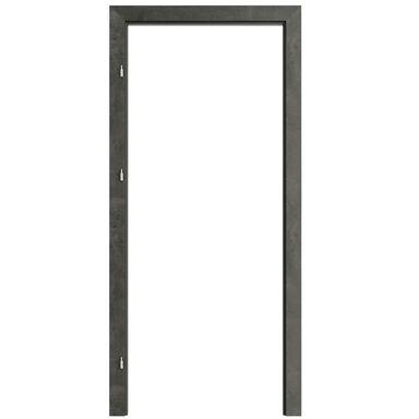 Ościeżnica regulowana 80 Lewa Beton ciemny 160 - 180 mm Porta