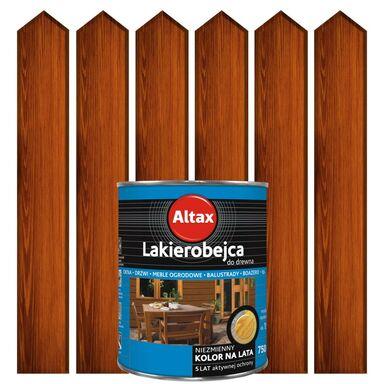 Lakierobejca do drewna 0.75 l  Tik ALTAX