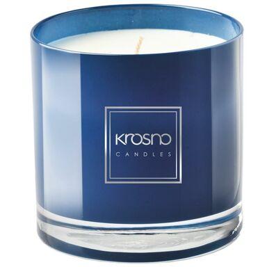 Świeca zapachowa w szkle SPLENDOUR Women in Blue KROSNO