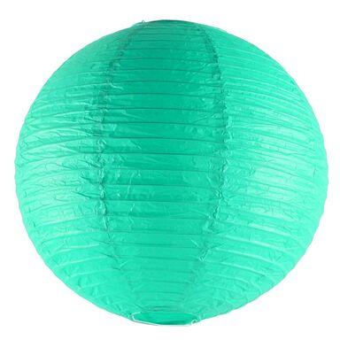 Kula papierowa BAOJI 40 cm turkusowa INSPIRE