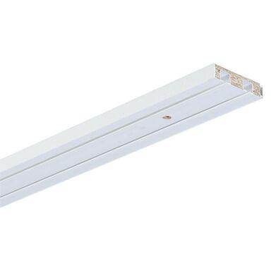 Szyna sufitowa 2-torowa 150 cm PVC GARDINIA