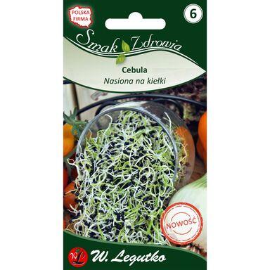 Cebula nasiona na kiełki 10 g W. LEGUTKO
