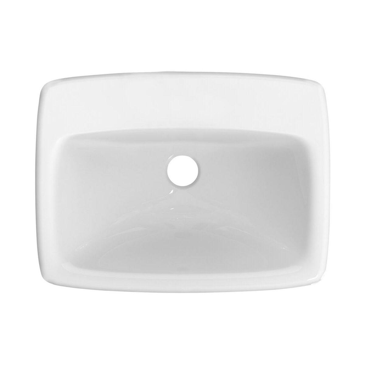 Umywalka Wpuszczana W Blat 60 Koło Nova Pro Umywalki W