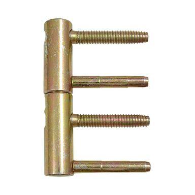Zawias do drzwi wkręcany regulowany 3D 14 mm