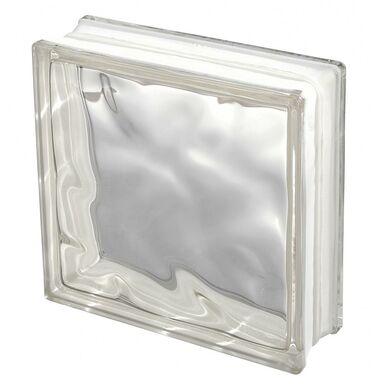 Pustak szklany 2424 CHMURKA Bezbarwny VITROLAND