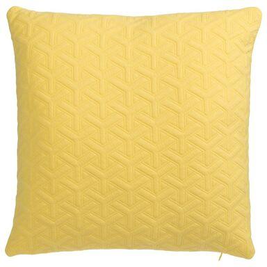 Poduszka Yellow żółta 40 x 40 cm Inspire