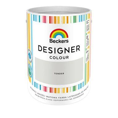 Farba wewnętrzna DESIGNER COLOUR 5 l Tender BECKERS