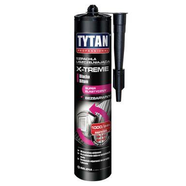 Szpachla uszczelniająca X-TREME bezbarwna 300 ml Tytan Professional
