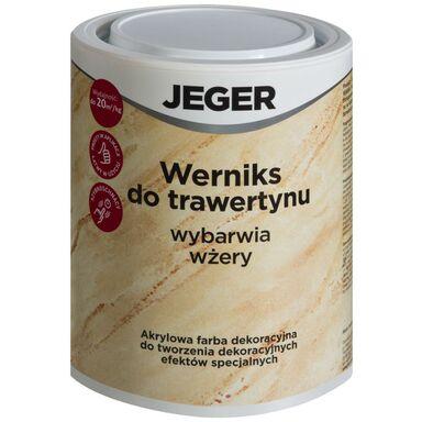 WERNIKS DO WYBARWIANIA WŻERÓW 1 kg l BrązowySatynowy JEGER