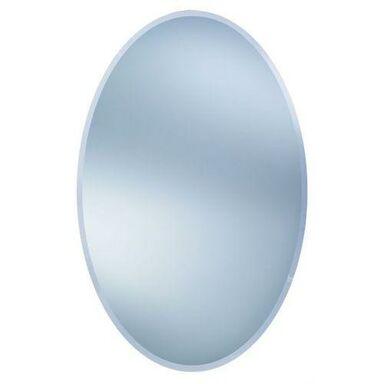 Lustro łazienkowe bez oświetlenia OWAL 57 x 97 DUBIEL VITRUM