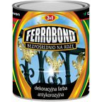 Farba antykorozyjna BEZPOŚREDNIO NA RDZĘ 2.5 l Grafitowy FERROBOND
