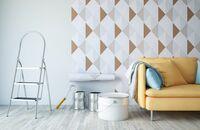 Tapety, panele, kanwy - piękne ściany bez malowania