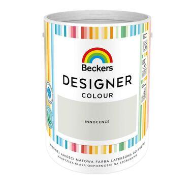 Farba wewnętrzna DESIGNER COLOUR 5 l Innocence BECKERS